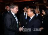 Thủ tướng khẳng định quyết tâm của Chính phủ Việt Nam tại WEF