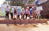Vĩnh Hưng khởi công xây dựng 3 công trình cầu nông thôn
