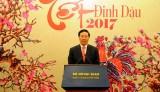 Bộ Ngoại giao gặp mặt các cơ quan báo chí Việt Nam nhân dịp Năm mới