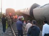 Tai nạn tàu hỏa tại Ấn Độ làm hơn 100 người thương vong