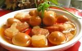 Những món ăn mang đậm hương vị tết
