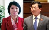 Thủ tướng kỷ luật ông Vũ Huy Hoàng và Thứ trưởng Hồ Thị Kim Thoa