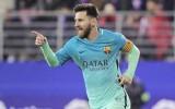 Ronaldo thất thế trước Messi ở cuộc đua vua phá lưới La Liga