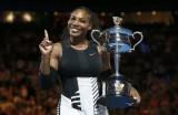 Vô địch Úc mở rộng 2017, Serena đi vào lịch sử