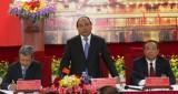 Thủ tướng Nguyễn Xuân Phúc thăm và chúc Tết tại tỉnh Thừa Thiên Huế
