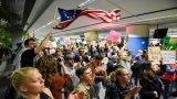 Biểu tình phản đối sắc lệnh hạn chế nhập cư của Tổng thống Mỹ lan rộng