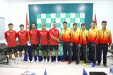 Tuyển quần vợt VN đặt kỳ vọng vào Hoàng Nam và Hoàng Thiên