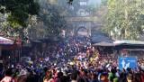 Lễ hội Chùa Hương 2017 tăng giá vé tham quan và vé đò