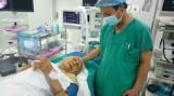 Nội soi mật tụy cứu cụ bà 100 tuổi
