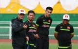 ĐT U23 Việt Nam tập trung chuẩn bị SEA Games 29: Trời ban cơn mưa móc