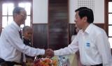 Đức Hòa họp mặt mừng Đảng, mừng Xuân Đinh Dậu 2017