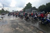 Tiền Giang: Chiều mùng 8 Tết, kẹt xe vẫn tiếp diễn trên Quốc lộ 1
