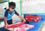 Chùa Long Thạnh rèn luyện kỹ năng sống và tính tự lập cho trẻ