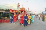 Tháng Giêng mùa lễ hội