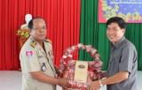 Mộc Hóa: Họp mặt đối ngoại Xuân Đinh Dậu 2017 với 2 huyện Kongpongro và ChanhTria