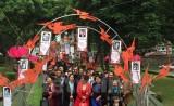 Ngày thơ Việt Nam: Sức hút ở Con đường thi nhân và tiết mục hầu đồng
