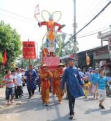 Khai mạc Lễ hội Làm Chay