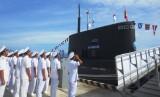 Lễ thượng cờ 2 tàu ngầm Bà Rịa - Vũng Tàu và Đà Nẵng