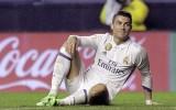 Ronaldo nguy cơ lỡ trận đấu với Napoli