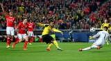 Bỏ lỡ một loạt cơ hội, Borussia Dortmund thua đáng tiếc tại Lisbon