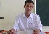 Người thầy vùng sâu nhiệt huyết với nghề