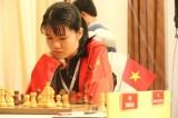 Thảo Nguyên vào vòng 3 Giải cờ vua nữ vô địch thế giới 2017