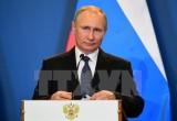 Ông Putin đánh giá các nguy cơ đe dọa an ninh quốc gia và quốc tế