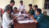Vĩnh Hưng: 88 người nhận trợ cấp một lần theo Quyết định 49/2015 của Thủ tướng Chính phủ