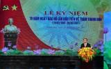 Chủ tịch nước dự Lễ kỷ niệm 70 năm ngày Bác Hồ về thăm Thanh Hóa