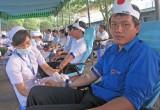 Năm 2017, Long An đề ra chỉ tiêu vận động hiến 8.000 đơn vị máu