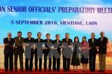 Việt Nam tham dự cuộc họp SOM ASEAN tại Philippines