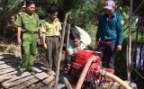 Tăng cường công tác phòng cháy, chữa cháy trong mùa khô