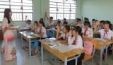 Niềm vui ở một ngôi trường vùng biên