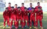 U18 Việt Nam nhận thất bại trước U19 Tứ Xuyên (Trung Quốc)