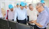 Bí thư Tỉnh ủy Long An – Phạm Văn Rạnh: Tham quan, học tập kinh nghiệm  về sản xuất nông nghiệp ứng dụng công nghệ cao