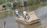 Thủ Thừa: Đình chỉ bến đò kênh Bo Bo