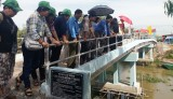 Tân Thạnh: Khánh thành cầu giao thông nông thôn