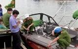 Tàu cá va chạm tàu tuần tra, trung úy biên phòng tử nạn