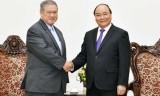 Thủ tướng tiếp Bộ trưởng Ngoại giao và Thương mại Brunei
