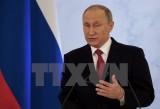 Tổng thống Putin: Nga sẵn sàng đóng căn cứ quân sự tại Kyrgyzstan