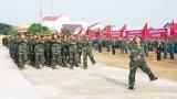 Lực lượng vũ trang Long An ra quân huấn luyện năm 2017