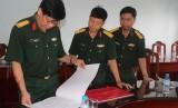 Cục Quân lực, Bộ Tổng Tham mưu: Kiểm tra công tác quân lực tại Bộ CHQS tỉnh Long An