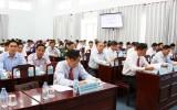Văn phòng cấp ủy trong tỉnh Long An: Trung thành, tận tụy, đoàn kết, sáng tạo
