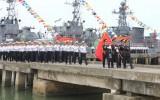 Vùng 3 Hải quân diễn tập phóng, ném bom chống ngầm