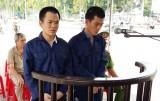 Lãnh án tù vì trộm cắp tài sản