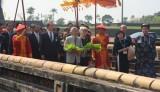 Nhà vua và Hoàng hậu Nhật Bản thăm Đại Nội Huế, thưởng thức Nhã nhạc