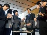 """Nhật Bản tuyên bố """"không thể dung thứ"""" vụ Triều Tiên phóng 4 tên lửa"""