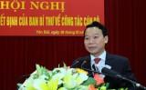 Thủ tướng phê chuẩn kết quả bầu ông Đỗ Đức Duy làm Chủ tịch Yên Bái
