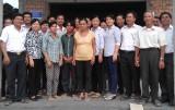 Bình Phong Thạnh: Làm tốt việc gây quỹ chăm sóc người già