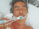 Tìm người nhà bệnh nhân đang hôn mê tại Bệnh viện Đa khoa Long An
